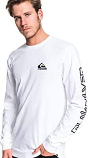Men's Omni Logo Long Sleeve Screen Tee