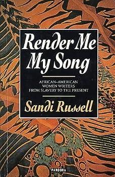 Paperback Render Me My Song Book