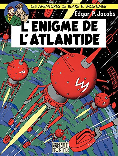Blake et Mortimer - Tome 7 - Enigme de l'Atlantide (L')