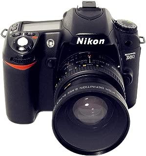 HUIFANGBU Lens Hood for Nikon Digital Camera HB-45