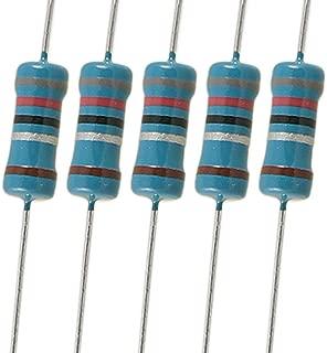 Uxcell a11101900ux0052 200 Piece 1W 8.2 Ohm Metal Film Resistor, 8R2 1W 1%