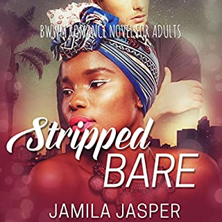 Stripped Bare audiobook cover art