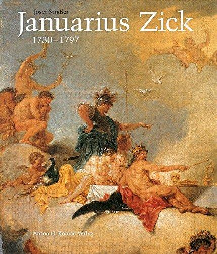 Januarius Zick, 1730-1797: Gema?lde, Graphik, Fresken (German Edition) by Josef Strasser(1905-06-16)