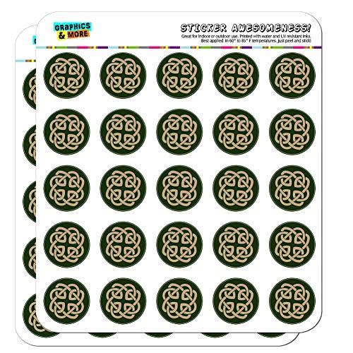 Celtic Knot Love Eternity Planner Calendar Scrapbooking Crafting Stickers