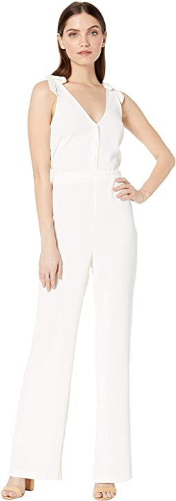 Topeka V-Neck Jumpsuit