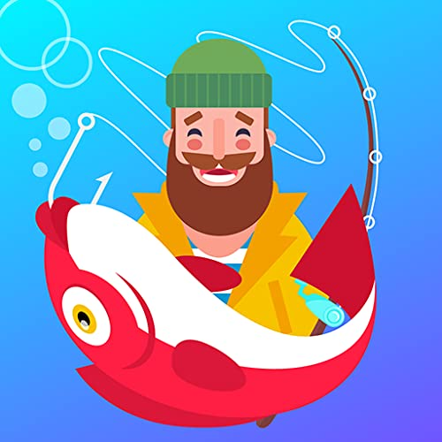 Fishing Inc: Free Tycoon Games - Hooked Fish