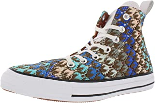 Converse Women's Chuck Taylor Missoni Hi Casual Sneakers
