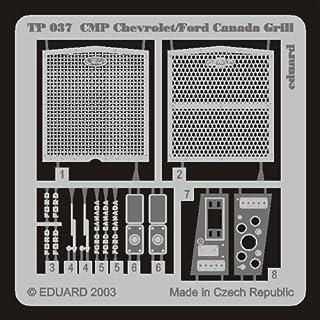 Eduard Accessories TP03730502000CMP Chevrolet/Ford Canada Barbacoa , color/modelo surtido