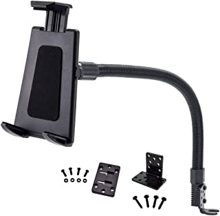 Arkon Tablet Seat Rail or Floor Car or Truck Mount with Gooseneck for iPad Pro iPad Air iPad 2 Retail Black