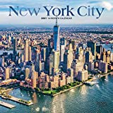 New York City 2021 7 x 7 Inch Monthly Mini Wall Calendar, USA United States of America New York State Northeast City