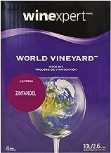 Winexpert World Vineyard Red Zinfandel Kit