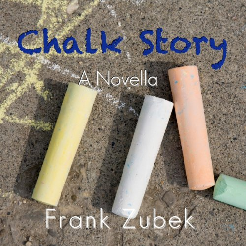 Chalk Story audiobook cover art