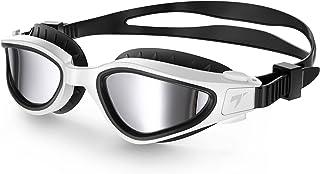 TOBA Swimming Goggles, Anti-Fog Lens UV Protection...