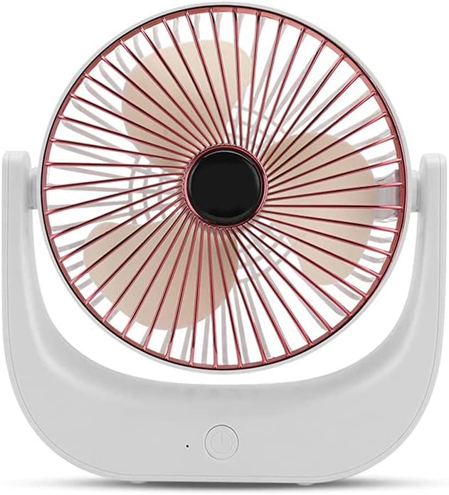 Xygm USB Small Electric Fan Recharge Silent Mini Inventory cleanup selling sale Bed Desktop Popular shop is the lowest price challenge