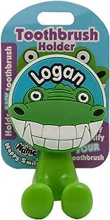 John Hinde My Name Logan Toothbrush Holders