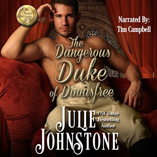 The Dangerous Duke of Dinnisfree audiobook cover art