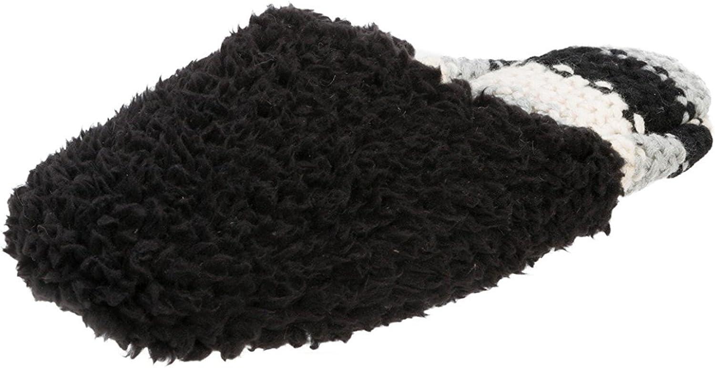 Kära föl Pile Scuff w    tröja Knit Heel med  bra rykte