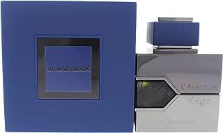 Al Haramain L'Aventure Knight 3.4 oz 100ml Men (Best Creed Green Irish Tweed Clone)