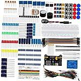 Runfon Uno Electrónica De Componentes Starter Kit Sensores Placa Sin Soldadura Aprender Programación Kit De Desarrollo De Soldadura B Duradero