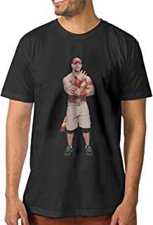 Wwe John Cena Tops For Mens