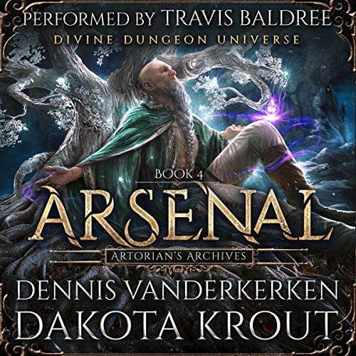 Arsenal: A Divine Dungeon Series cover art