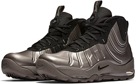 NIKE Men's Air Bakin' Posite Posite Posite Basketball schuhe (8 D(M) US, Metallic Pewter schwarz-Flat Pewter) B07DNJWXCT | Berühmter Laden  405546