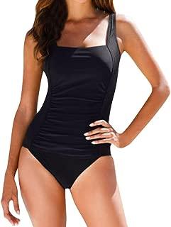 Monoki for Womens, FORUU 1PC Push Up Padded Bikini Swimsuit Bathing Suit Set