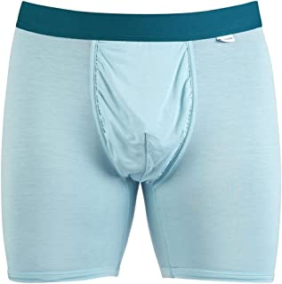 Weekend Boxer Brief,Blue,Small