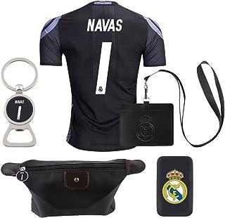 buy online f0aaf 2dcf0 Amazon.com: keylor navas jersey