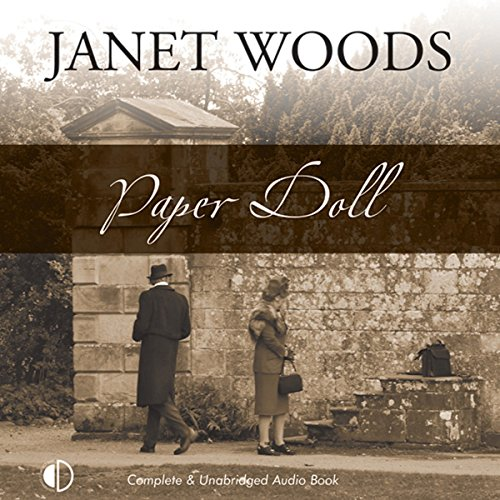 Paper Dolls audiobook cover art