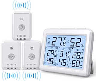 Best multi station thermometer Reviews