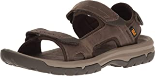 Men's Langdon Sandal, Walnut, 10 Medium US