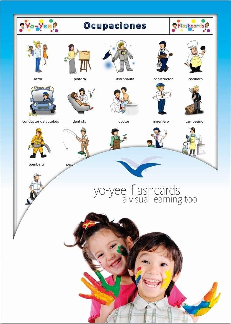 Tarjetas de Finally resale start vocabulario Quantity limited - Ocupaciones Occupations and Fla Jobs