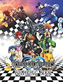 Kingdom Hearts Coloring Book: Live in the world of Kingdom Hearts, bring all the favorite characters...