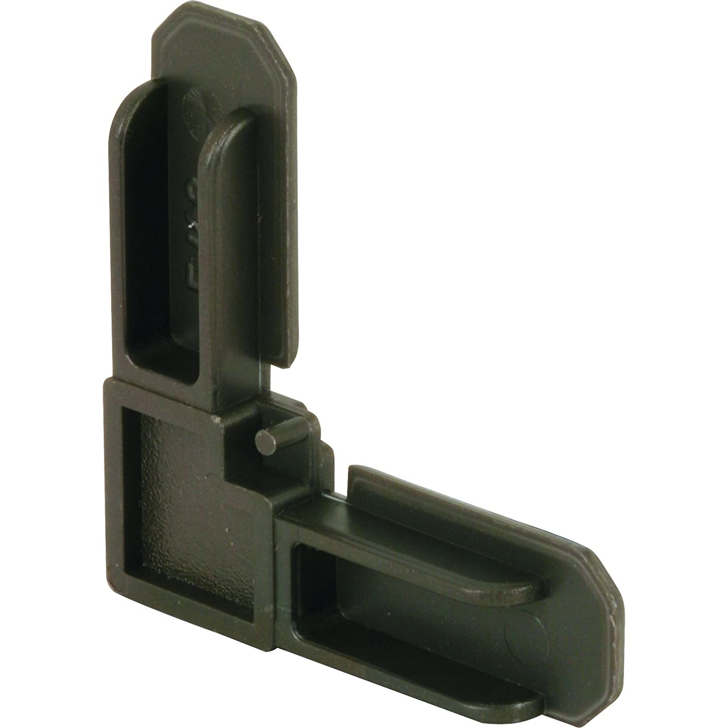 Prime-Line MP7728-50 Screen Frame Corner, 5/16-Inch x 3/4-Inch, Bronze Plastic, Pack of 50, 50 Piece