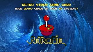 64GB Retropie with 26,000 Games Plus Pixel and Kodi Snes PSX Atari