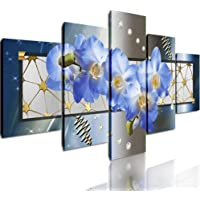 5 Piece DVQ ART Canvas Prints Wall Decor