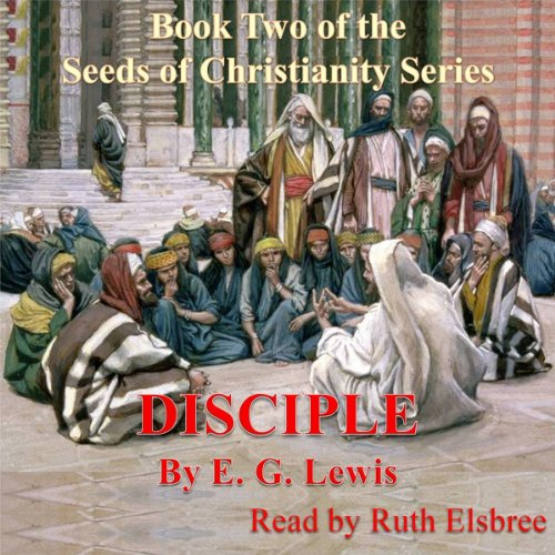 Disciple audiobook cover art