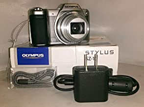 Olympus Stylus SZ-15 Digital Camera with 24x Optical Zoom and 3-Inch LCD, Silver