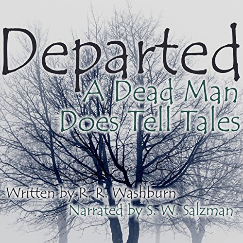 Departed audiobook cover art