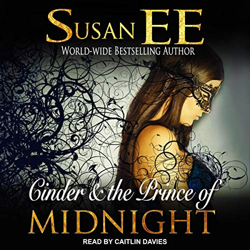 Cinder & the Prince of Midnight audiobook cover art
