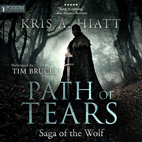 Path of Tears audiobook cover art