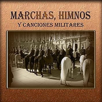 Marchas, Himnos y Canciones Militares