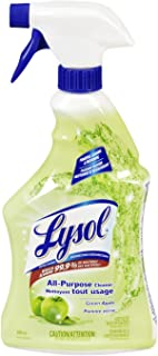 Lysol All Purpose Cleaner, Trigger, Green Apple, 650 ml