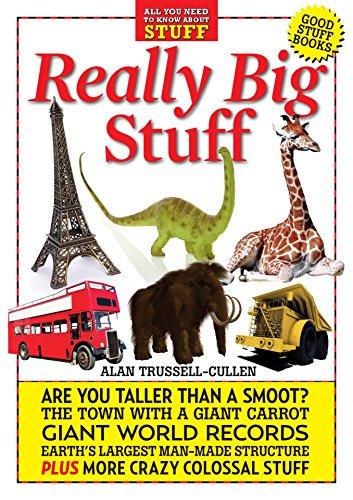 Really Big Stuff (Good Stuff Books Book 1) (English Edition)