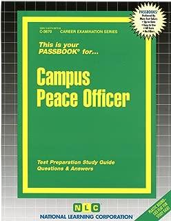 Campus Peace Officer -Patrol Officer(Passbooks) (Career Examination Passbooks)