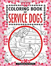 Coloring Book of Service Dogs: By Pawsitivity Service Dogs