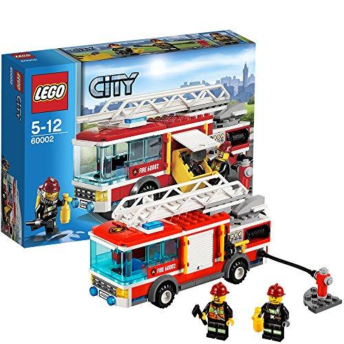 LEGO City Fire - Camión de Bomberos (60002)