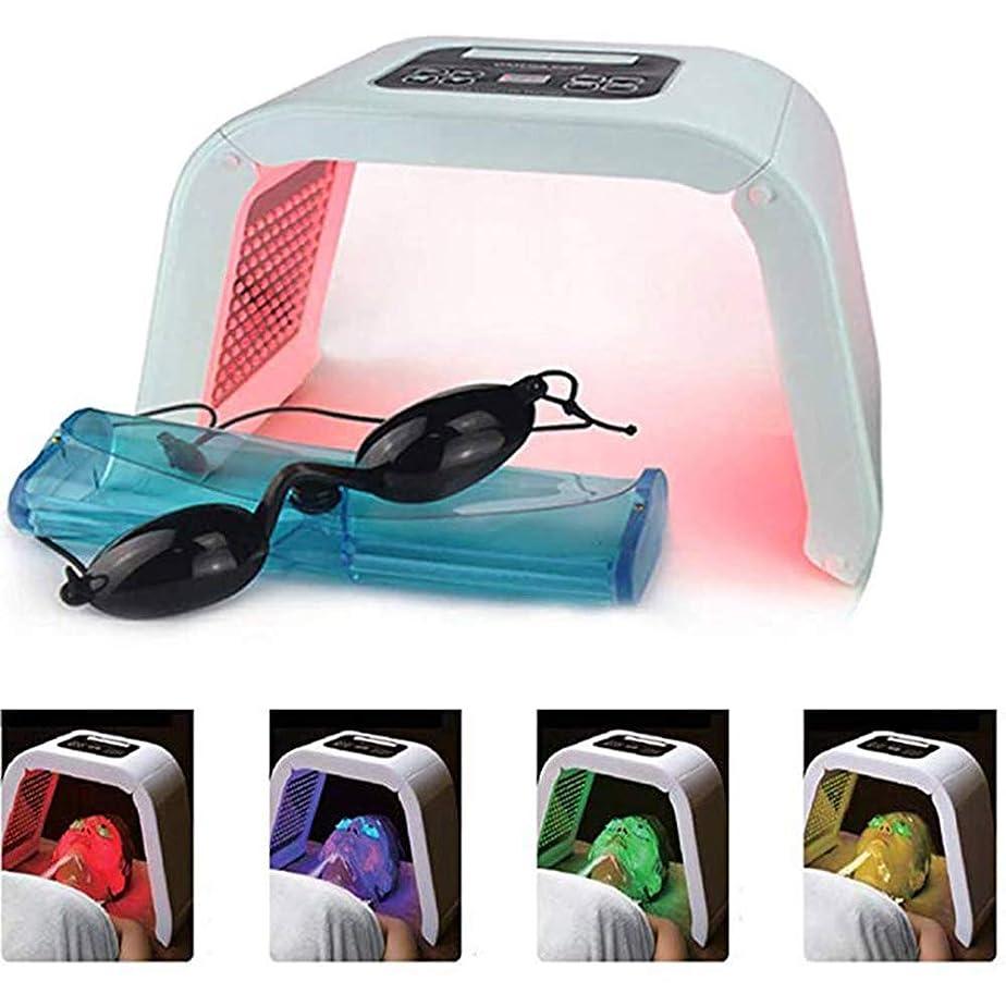 収束代表女性7色LEDライトマスクポータブルフォトンPDTにきび治療しわ除去アンチエイジング肌の若返りフェイシャルケア美容機