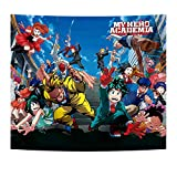 holly joll Anime Tapestry Japanese Comic Cartoon Wall Hanging Background for Living Room Bedroom Dorm Decor